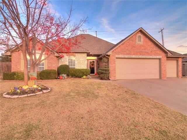 13104 Regal Vintage Road, Oklahoma City, OK 73170 (MLS #936451) :: Homestead & Co