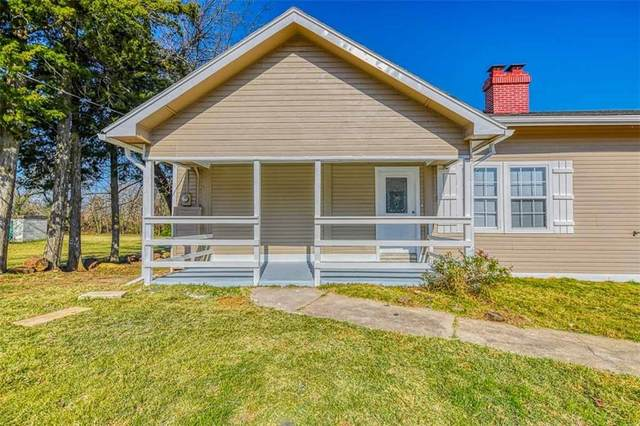 11221 Jeffords Avenue, Choctaw, OK 73020 (MLS #936452) :: The UB Home Team at Whittington Realty