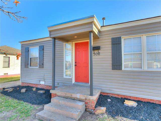 502 E Lockheed Drive, Midwest City, OK 73110 (MLS #936456) :: Your H.O.M.E. Team