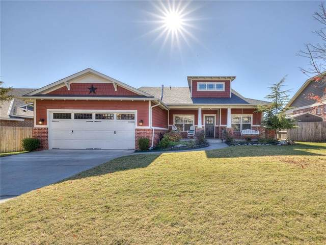 4900 October Drive, Edmond, OK 73034 (MLS #936464) :: Homestead & Co