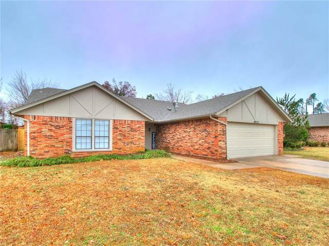10152 Alicia Drive, Midwest City, OK 73130 (MLS #936486) :: The UB Home Team at Whittington Realty