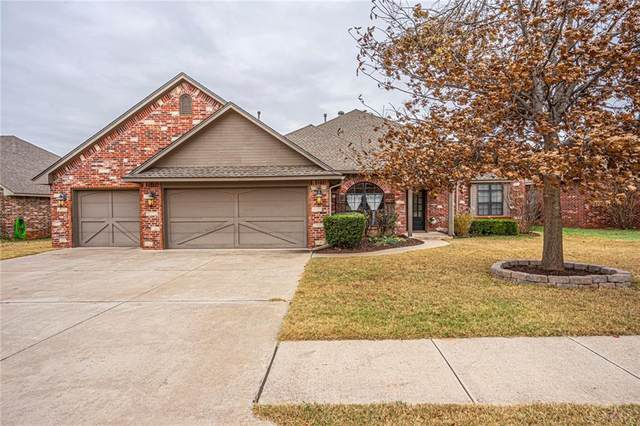21303 Landmark, Edmond, OK 73012 (MLS #936498) :: Your H.O.M.E. Team