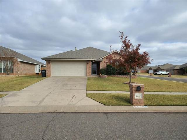 4112 Green Apple Drive, Moore, OK 73160 (MLS #936502) :: Your H.O.M.E. Team