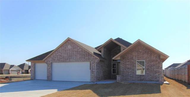 1716 W Trout Way, Mustang, OK 73064 (MLS #936513) :: Your H.O.M.E. Team
