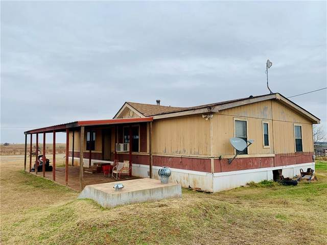 897 County Road 1310, Chickasha, OK 73018 (MLS #936523) :: Homestead & Co