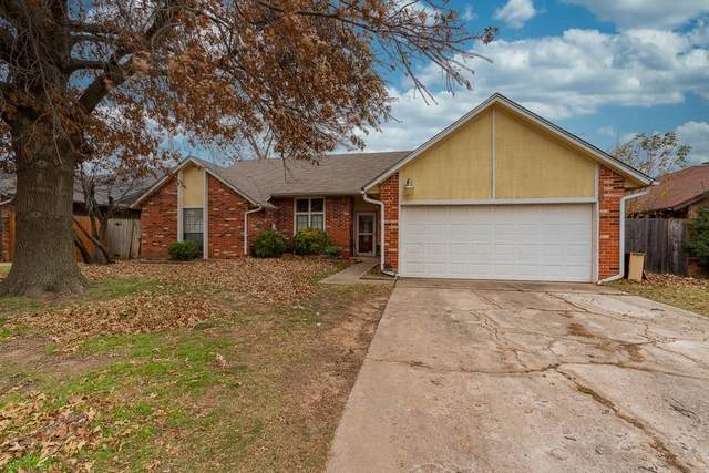11625 SW 3rd Terrace, Yukon, OK 73099 (MLS #936528) :: The UB Home Team at Whittington Realty