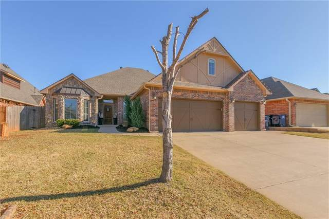 14104 Canterbury Drive, Edmond, OK 73013 (MLS #936534) :: Homestead & Co