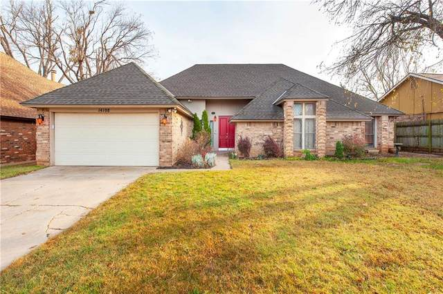 14108 Apache Drive, Edmond, OK 73013 (MLS #936536) :: Your H.O.M.E. Team