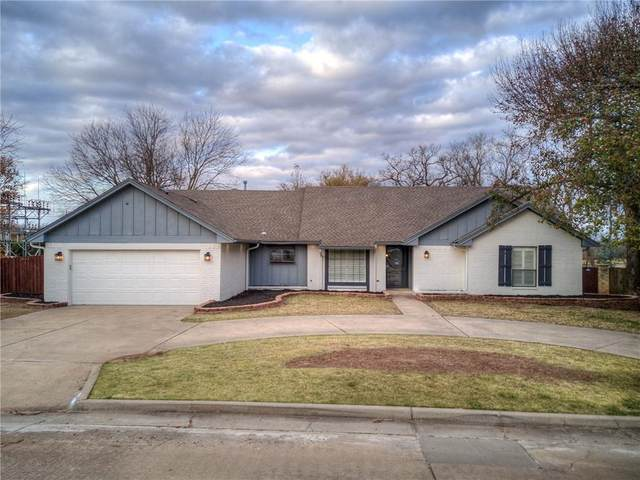 2304 Robinwood Place, Shawnee, OK 74801 (MLS #936542) :: Your H.O.M.E. Team