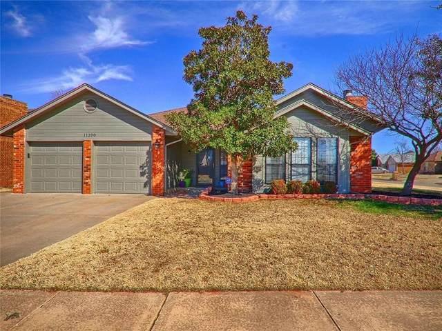11200 N Markwell Drive, Oklahoma City, OK 73162 (MLS #936564) :: Homestead & Co