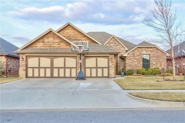18400 Bridlington Drive, Edmond, OK 73012 (MLS #936566) :: Your H.O.M.E. Team