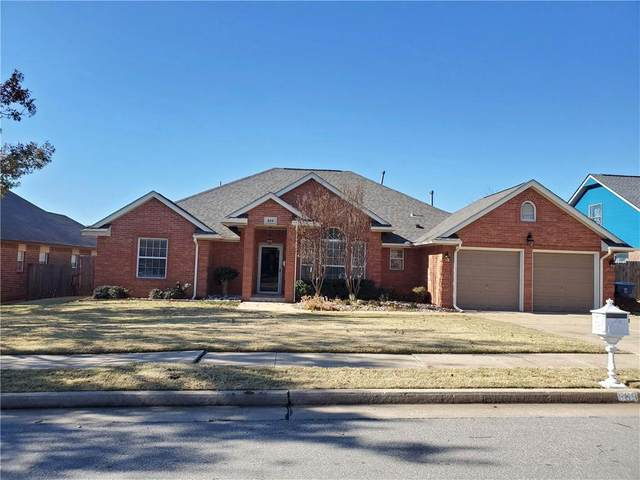 809 Millies Trail, Edmond, OK 73012 (MLS #936572) :: Your H.O.M.E. Team