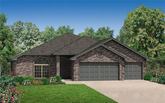 15612 Vermillion Drive, Edmond, OK 73013 (MLS #936576) :: Homestead & Co