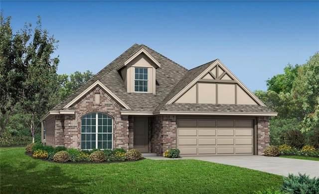 15704 Vermillion Drive, Edmond, OK 73013 (MLS #936578) :: Homestead & Co