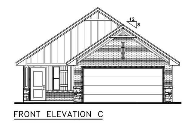 920 SW 139th Street, Oklahoma City, OK 73170 (MLS #936587) :: Homestead & Co