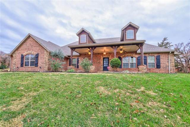 730 Green Meadows Court, Edmond, OK 73025 (MLS #936591) :: Your H.O.M.E. Team