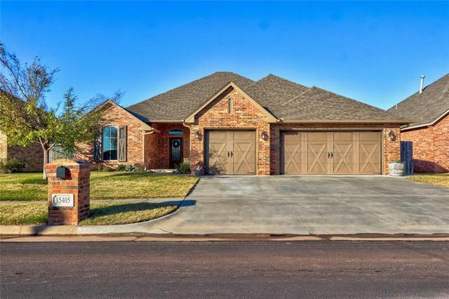 15405 Daybright Drive, Edmond, OK 73013 (MLS #936603) :: Homestead & Co