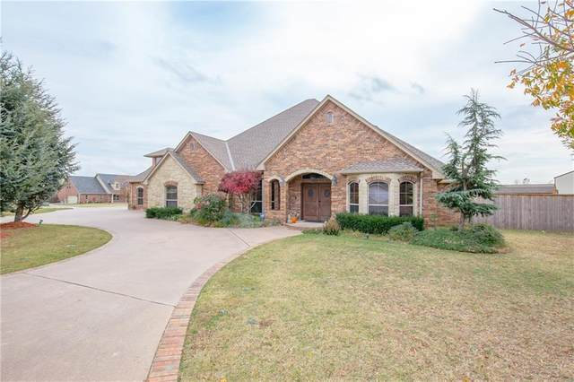 16166 N County Road 3209 Road, Pauls Valley, OK 73075 (MLS #936606) :: Homestead & Co