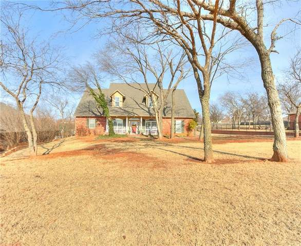 2109 E Main Street, Moore, OK 73160 (MLS #936612) :: Homestead & Co