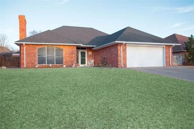 207 Westridge Drive, Clinton, OK 73601 (MLS #936617) :: Homestead & Co