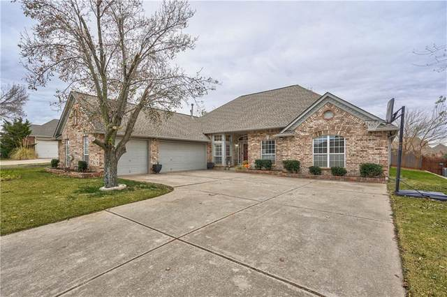 19605 Filly Drive, Edmond, OK 73012 (MLS #936623) :: Your H.O.M.E. Team
