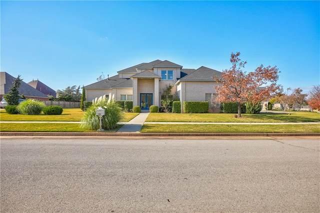 12525 St Lukes Lane, Oklahoma City, OK 73142 (MLS #936626) :: Homestead & Co