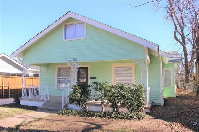 2708 N Hudson Avenue, Oklahoma City, OK 73103 (MLS #936631) :: The UB Home Team at Whittington Realty
