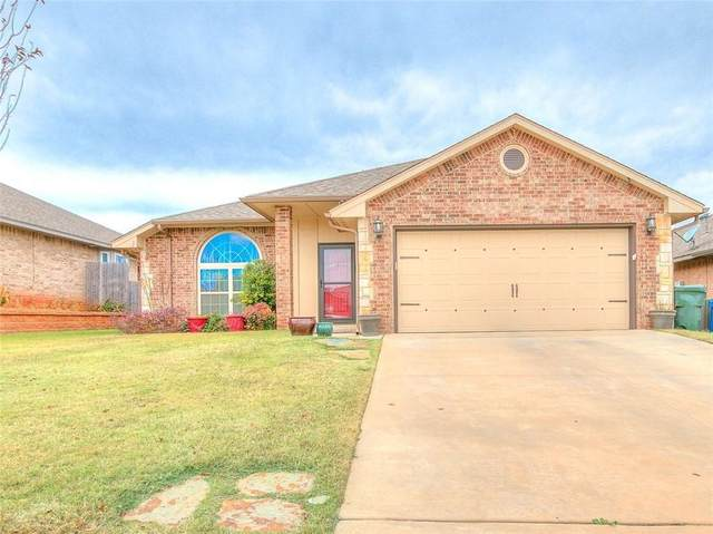 2413 Shell Drive, Midwest City, OK 73130 (MLS #936641) :: The UB Home Team at Whittington Realty