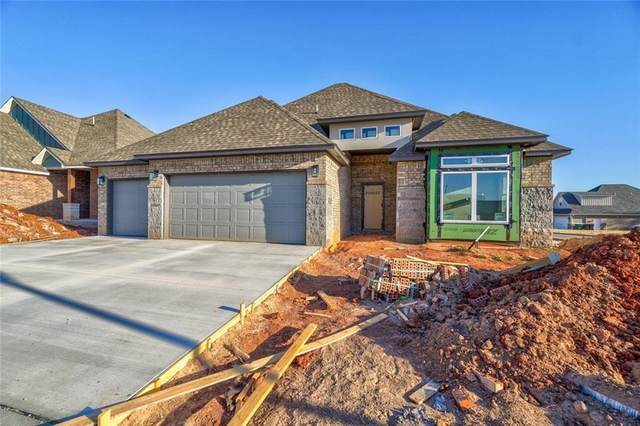 12901 NW 140th Terrace, Piedmont, OK 73078 (MLS #936642) :: Homestead & Co