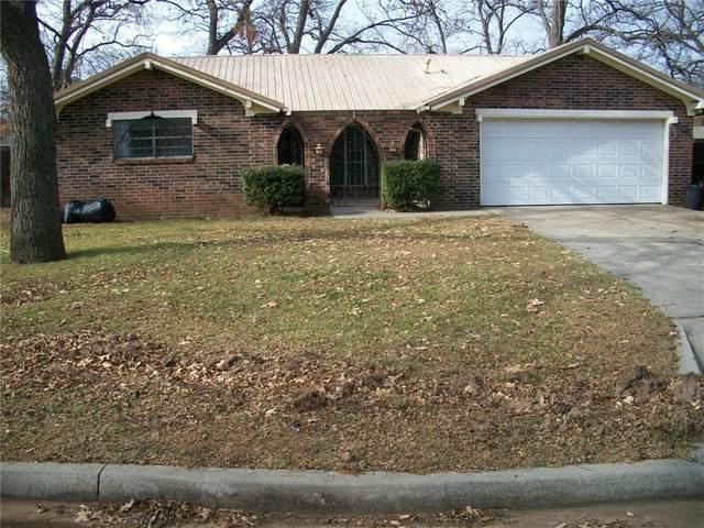 1 Mohican Drive, Shawnee, OK 74801 (MLS #936650) :: Homestead & Co