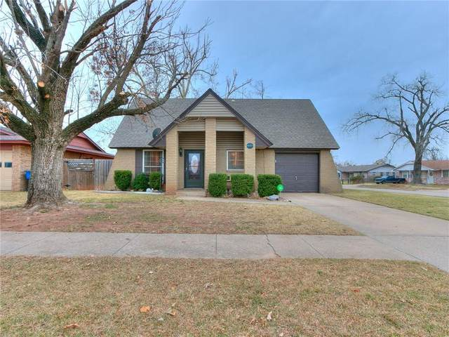 403 S Highland Drive, Mustang, OK 73064 (MLS #936673) :: Your H.O.M.E. Team