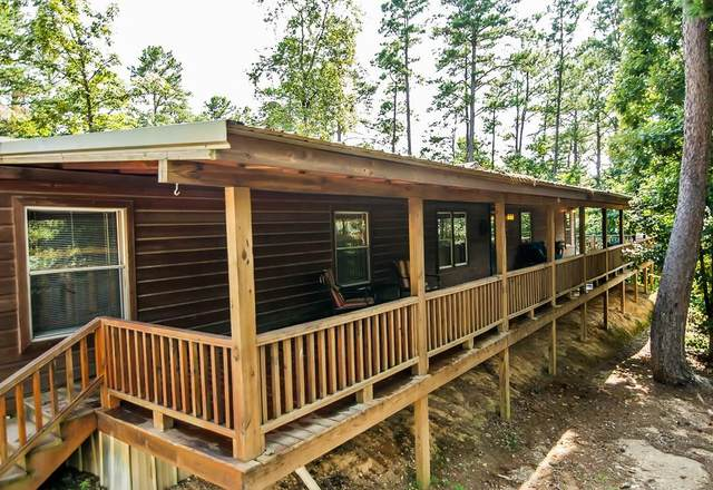 447 Mako Road, Broken Bow, OK 74728 (MLS #936678) :: Homestead & Co