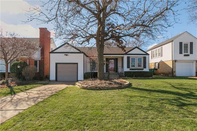 532 NW 45th Street, Oklahoma City, OK 73118 (MLS #936684) :: Homestead & Co