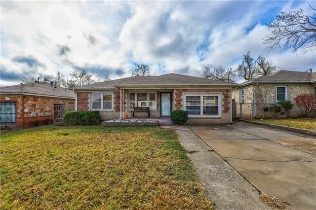 3508 NW 14th Street, Oklahoma City, OK 73107 (MLS #936701) :: Homestead & Co
