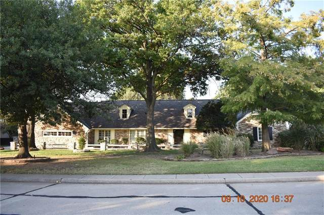 3101 Quail Creek Road, Oklahoma City, OK 73120 (MLS #936706) :: The UB Home Team at Whittington Realty