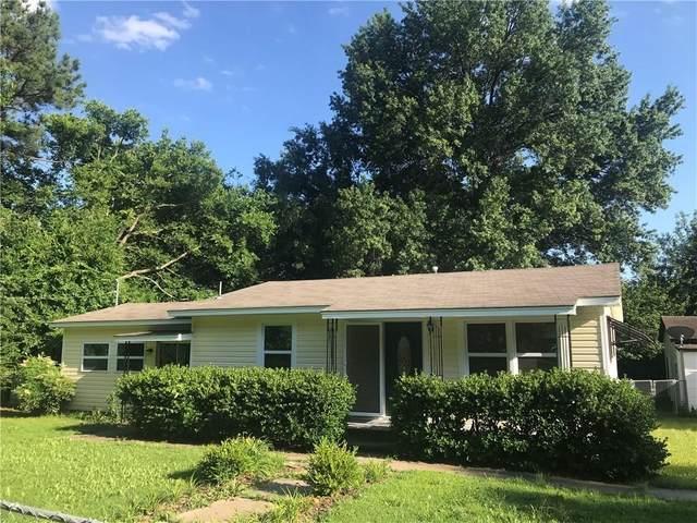 931 E Wilson Street, Shawnee, OK 74804 (MLS #936718) :: The UB Home Team at Whittington Realty
