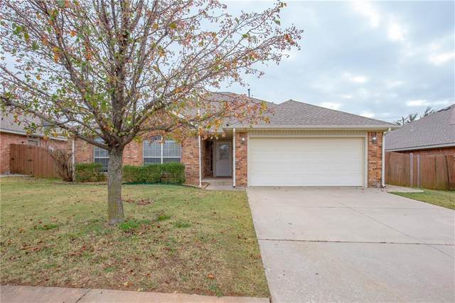 5104 SE 81st Street, Oklahoma City, OK 73135 (MLS #936728) :: The UB Home Team at Whittington Realty