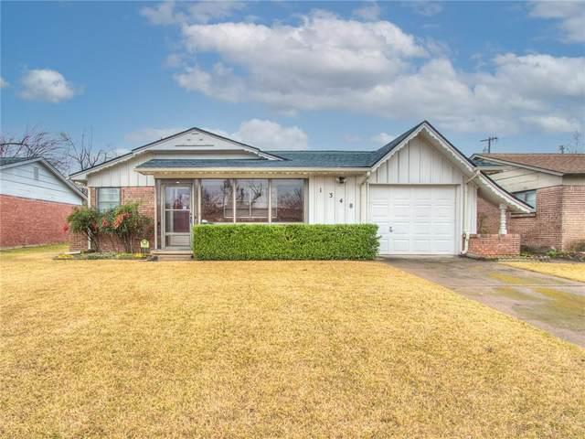 1348 SW 62nd Street, Oklahoma City, OK 73159 (MLS #936732) :: Homestead & Co