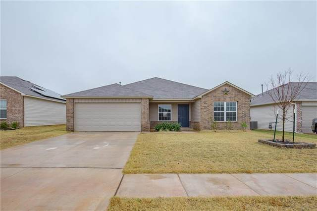 1429 Gypsum Place, Noble, OK 73068 (MLS #936734) :: KG Realty