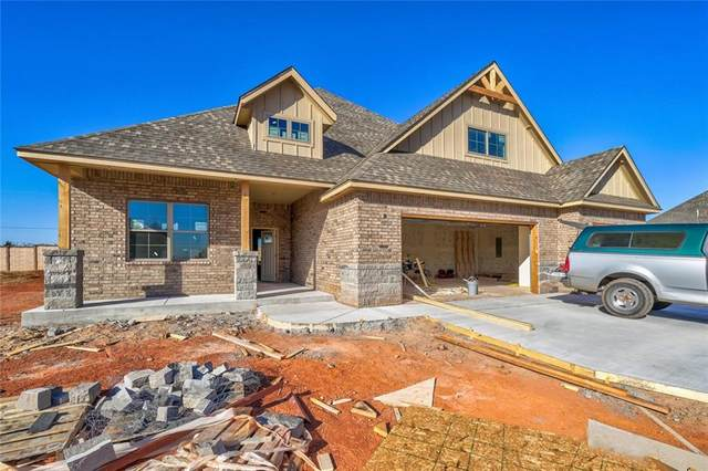 14101 Village Creek Way, Piedmont, OK 73078 (MLS #936754) :: Homestead & Co