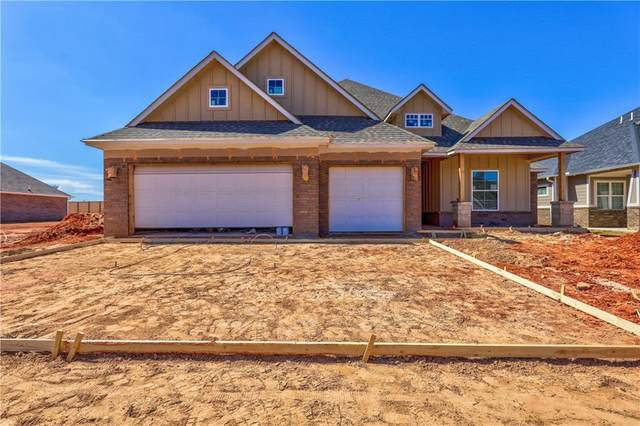 14109 Village Creek Way, Piedmont, OK 73078 (MLS #936755) :: Keller Williams Realty Elite