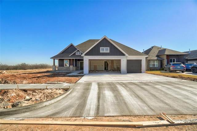 14216 Village Creek Way, Piedmont, OK 73078 (MLS #936762) :: Homestead & Co