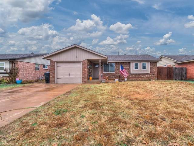 613 SW 9th Street, Moore, OK 73160 (MLS #936782) :: The UB Home Team at Whittington Realty