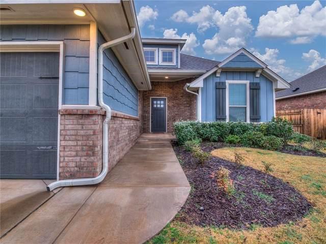 1301 N Storybrook Terrace, Mustang, OK 73064 (MLS #936788) :: Homestead & Co