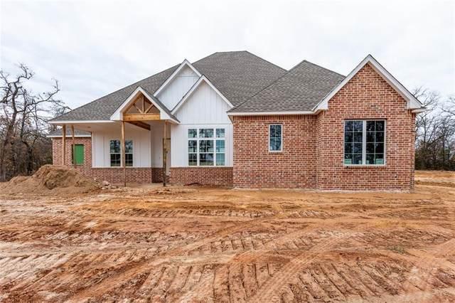 15216 Cedar Ridge Road, Shawnee, OK 74801 (MLS #936789) :: ClearPoint Realty