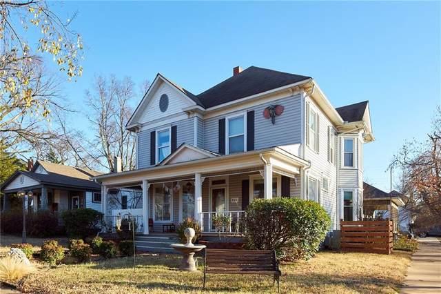 501 E Noble Avenue, Guthrie, OK 73044 (MLS #936795) :: Homestead & Co