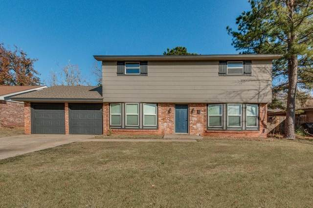 4905 NW 62nd Street, Oklahoma City, OK 73122 (MLS #936799) :: The UB Home Team at Whittington Realty