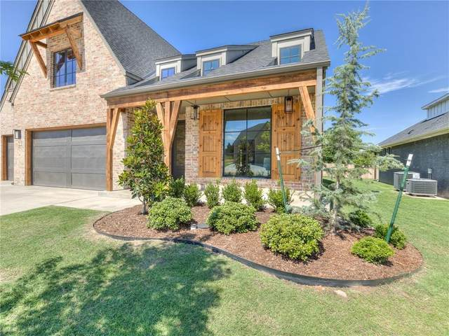 2401 Amante Court, Edmond, OK 73034 (MLS #936804) :: Homestead & Co