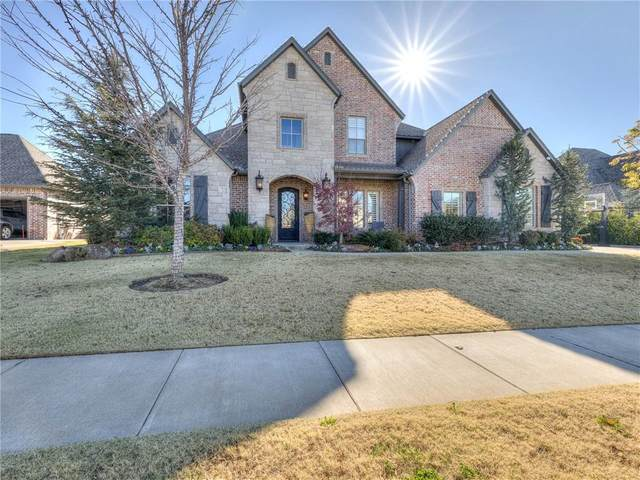 4504 Farm Hill Road, Norman, OK 73072 (MLS #936818) :: Homestead & Co