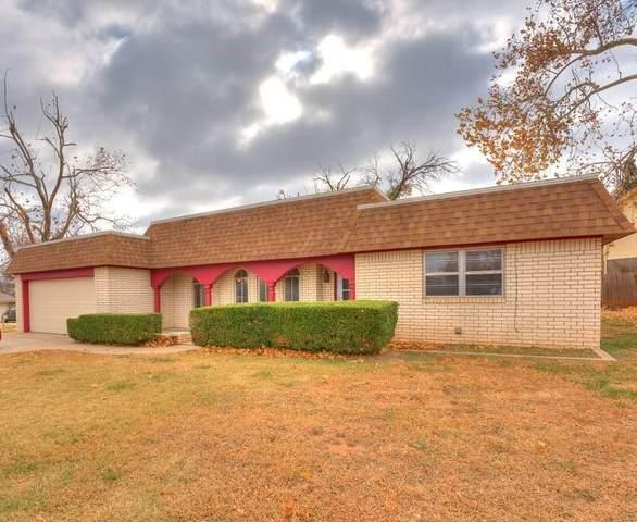 7513 Brookside Drive, Oklahoma City, OK 73132 (MLS #936828) :: Erhardt Group at Keller Williams Mulinix OKC